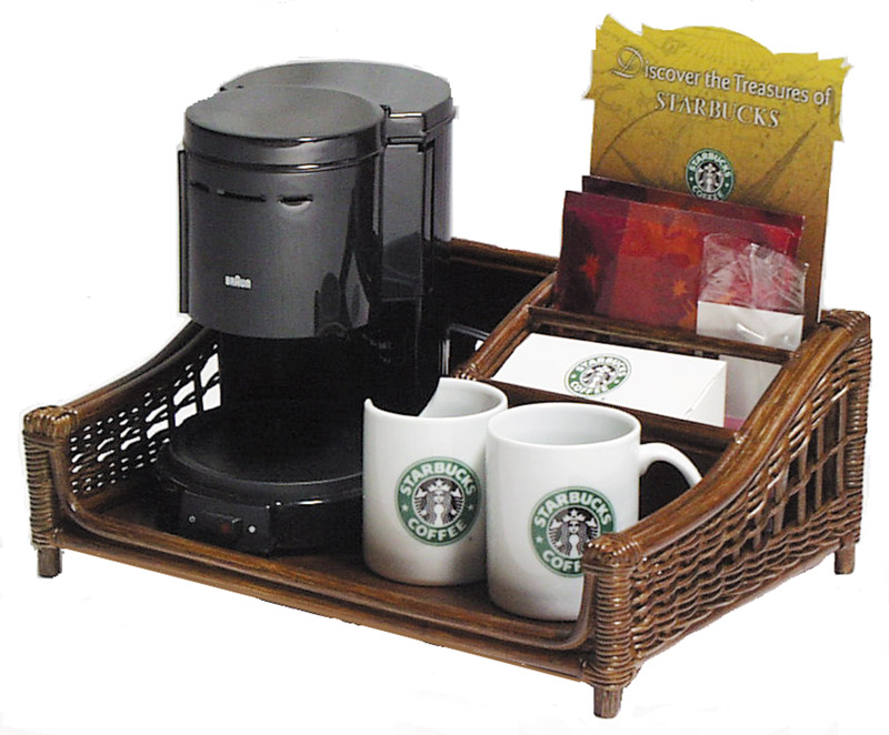 9960 STARCOFFEE TRAY-CLEA