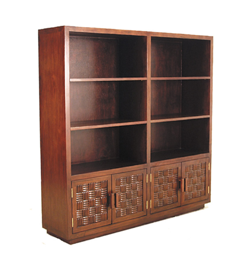 FB-4924-1 WOOD BOOKCASE