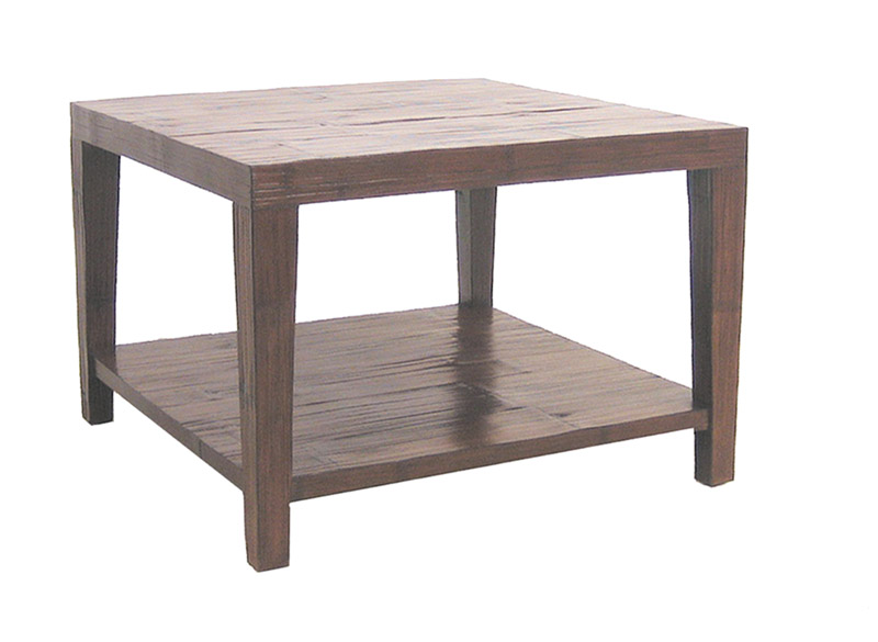 FB-5126-1 CRUSHED BAMBOO TABLE