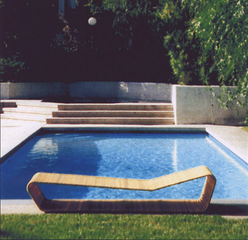 Wave | Outdoor Chaise